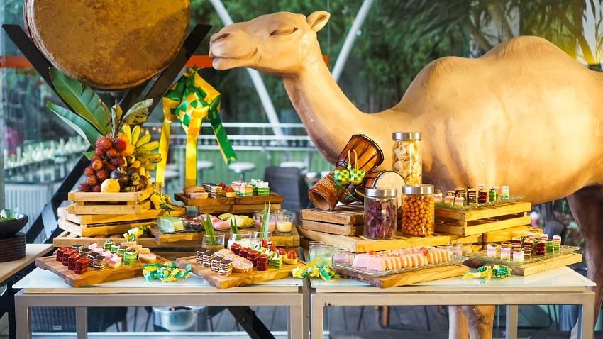 Wah Paket Lengkap Ramadan Kareem  Harris Hotel Tebet Bikin Manja, Yuk Simak!