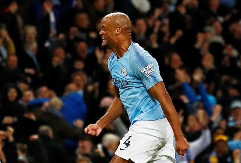 Gol Spektakuler Kompany Antar City Kembali Ke Puncak Klasemen