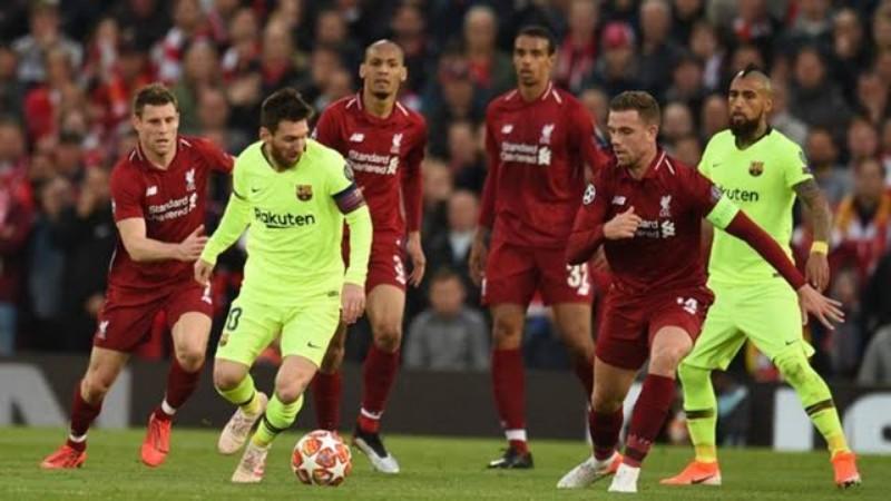 Kutukan Anfield Akhiri Dominasi Messi di Liga Champion
