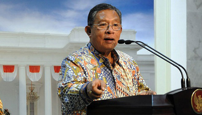 Menko Darmin Ingatkan Regulasi Fintek untuk Jamin Kepastian Hukum