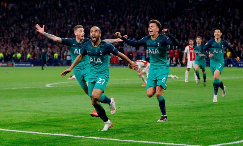 Hattrick Lucas Moura Hantar Spurs Lakoni Duel Inggris di Final Liga Champions 2018/2019!