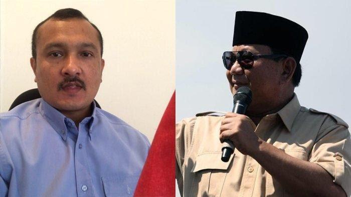 Ferdinand Hutahaean: Ada Perbedaan Sikap Antara Pendukung 02 dan Prabowo Terkait People Power!