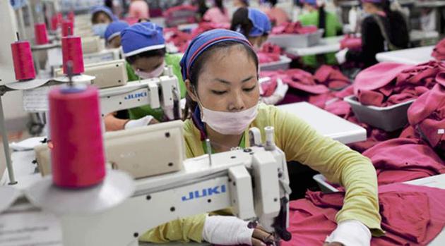 Tumbuh Signifikan Industri Tekstil Jadi yang Tertinggi di Triwulan I 2019