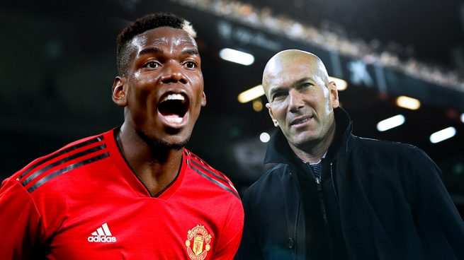 Sukses Boyong Hazard, Madrid Siapkan 2,2 Triliun Demi Datangkan Pogba