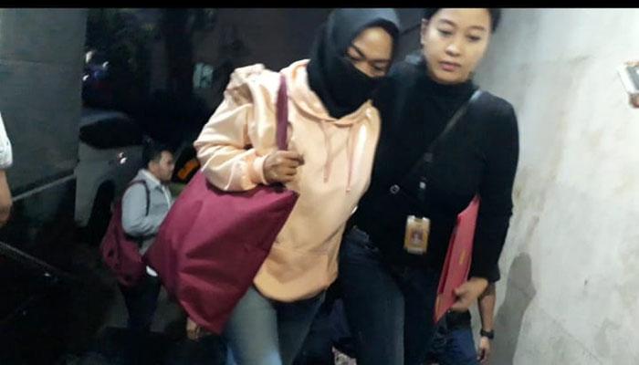 Ditangkap di Kediamannya, Wanita Perekam Video Ancam Jokowi Ditetapkan Tersangka