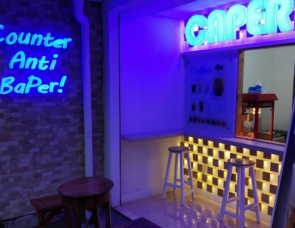 Hadirkan Inovasi Varian Minuman Kekinian, 'CAPER' Dijamin Anti Baper!