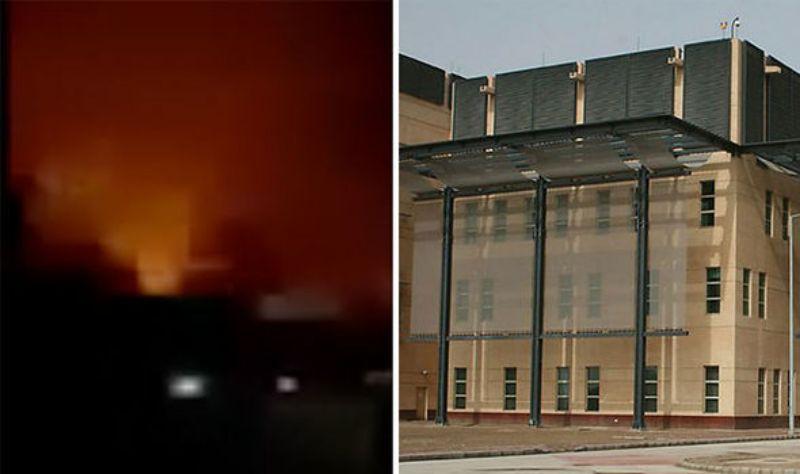 Zona Hijau Baghdad Diserang Roket, Sementara Ini Belum Ada Laporan Korban Jiwa