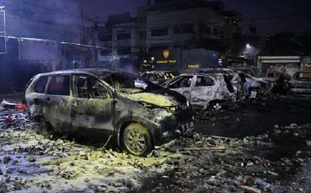 Penyerangan Asrama Brimob, Polisi Sebut Ada Aktor yang Membiayai