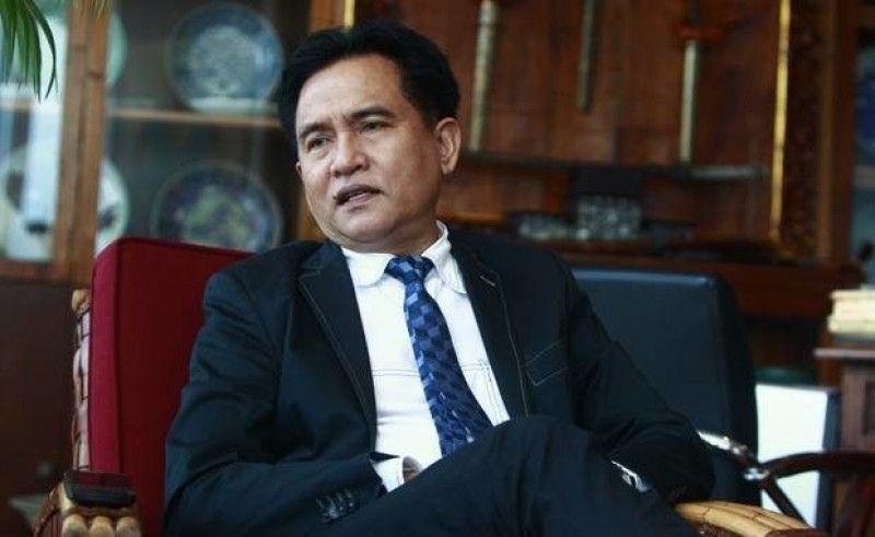 Bentuk Tim Hukum Sengketa Pilpres di MK, TKN Tunjuk Yusril Jadi Ketuanya