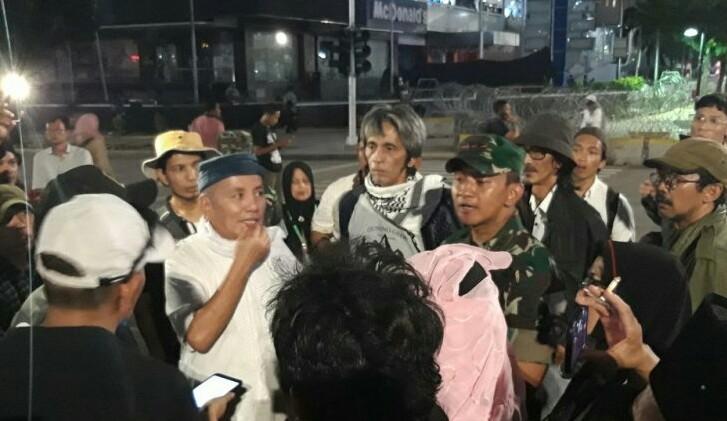 Massa di Thamrin Diarahkan Pindah ke Kertanegara dan Proklamasi