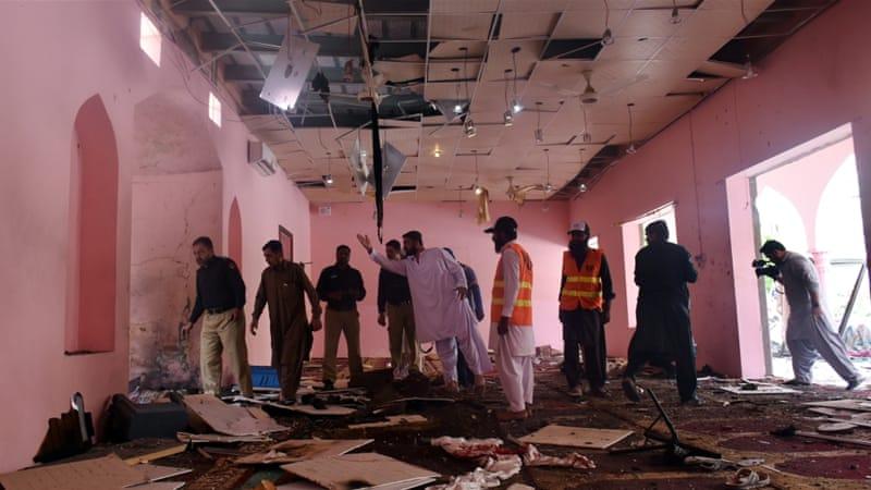 Serangan Bom Masjid di Pakistan Tewaskan 2 Orang