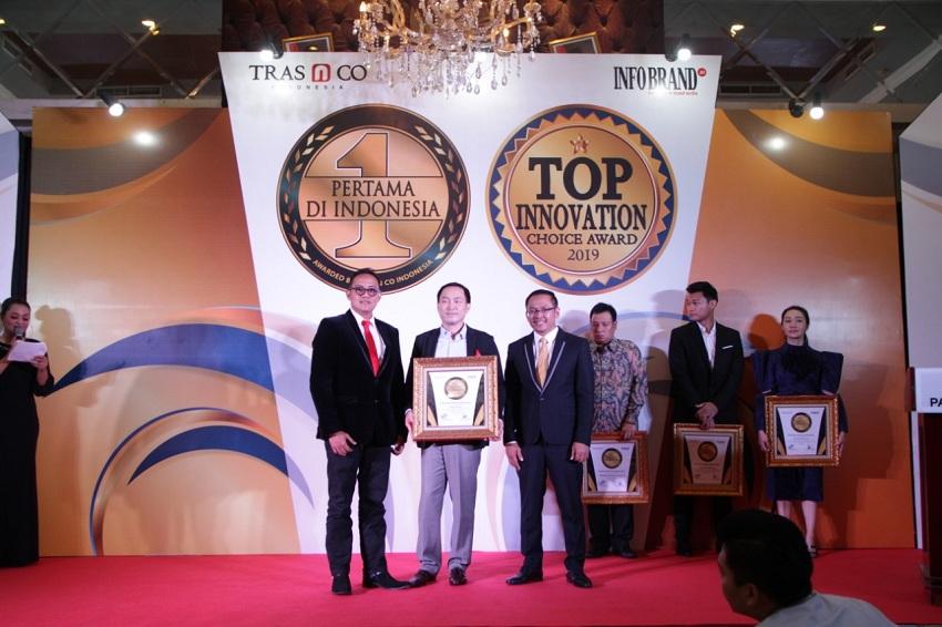 Hadirkan Solusi Aplikasi SDM, GreatDay HR Raih Penghargaan dari Tras N Co