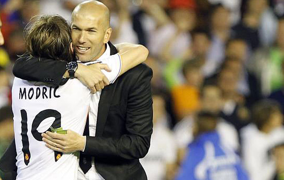 Selain Luca Modric, Berikut Daftar Nama Pemain Madrid yang Diisukan Segera Hengkang