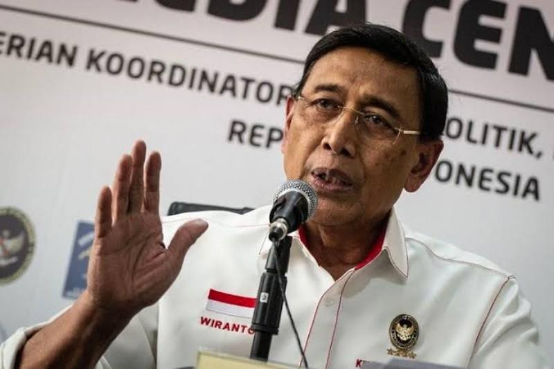 Disebut Jadi Salah Satu Target Pembunuhan, Wiranto : Soal nyawa itu urusan Tuhan