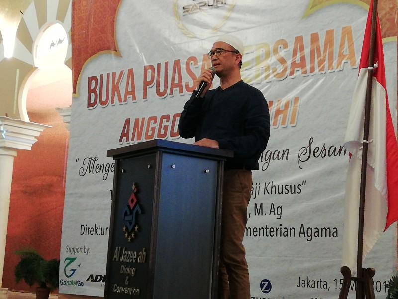 Syam Resfiadi : Langkah Pemerintah Tunjuk 2 Unicorn Garap Aplikasi Pengelolaan Umrah Ancam Kelangsungan PPIU