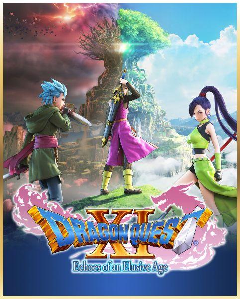 Square Enix Hadirkan Dragon Quest Sebagai Pesaing Pokemon Go!