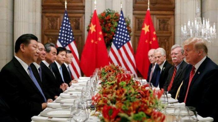 Panasnya Hubungan AS-China, Hingga Konflik Soal Keamanan