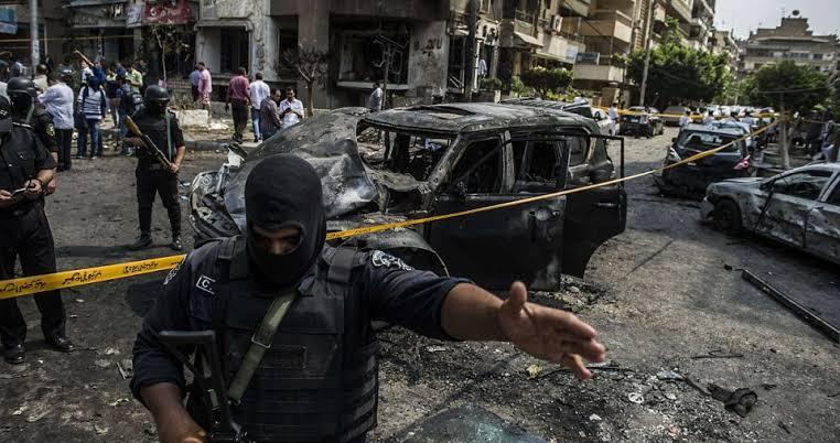 Serangan di Pos Pemeriksaan Sinai Mesir Tewaskan 8 Personel Keamanan