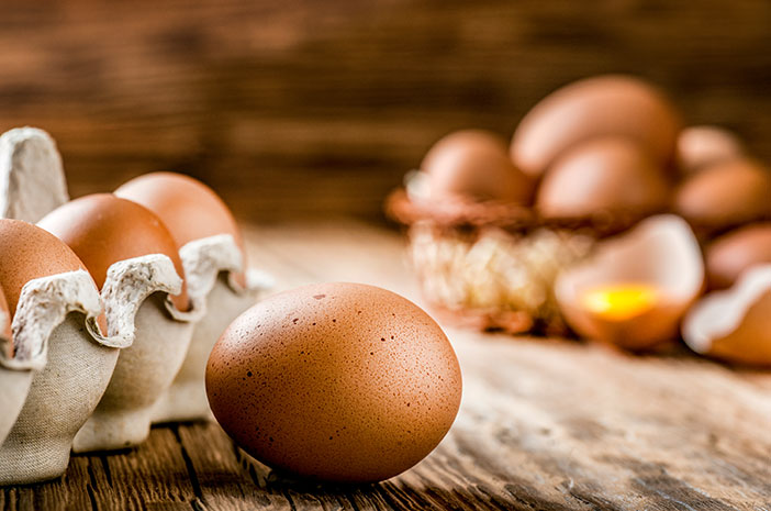 Keren, Ada Teknologi Cek Kesegaran Telur Pakai Smartphone