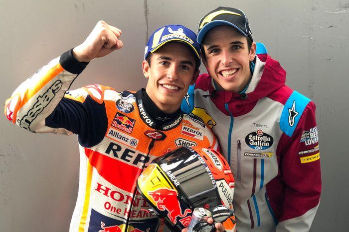 Honda Akan Duetkan Marquez Bersaudara pada MotoGP Mendatang, Benarkah?
