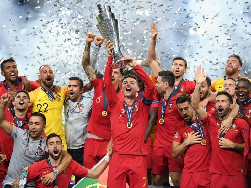 Kalahkan Belanda, Portugal Juarai UEFA Nations League
