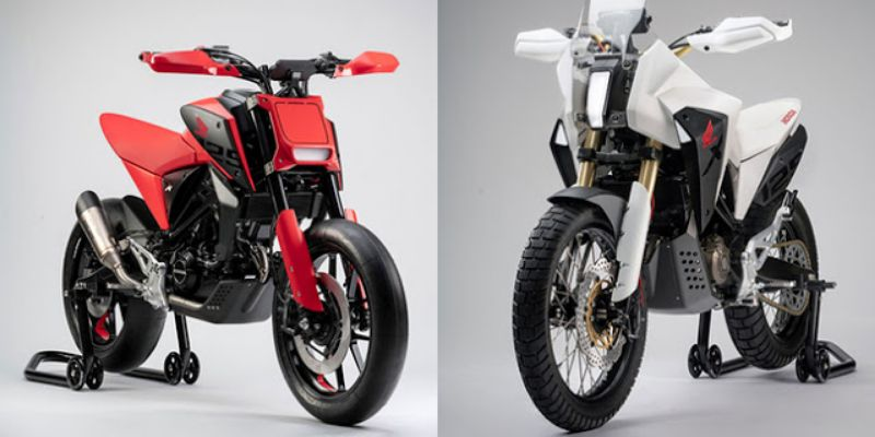 Ini Rencana Honda Terhadap Motor Konsep CB125X dan CB125M!