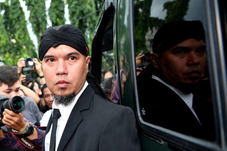 Kasus Vlog Idiot, Ahmad Dhani Divonis 1 Tahun Penjara