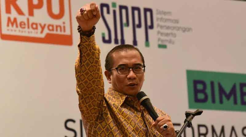 Hadapi Gugatan Prabowo di MK KPU Siapkan 272 Kontainer Dokumen Jawab Tudingan Kecurangan