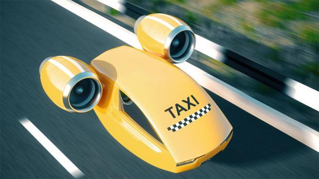 Keren! UBER Uji Coba Layanan Taksi Udara UberAIR Tahun Depan
