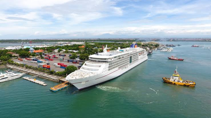 Tinggi Kunjungan Kapal Pesiar ke Benoa Jadi Keberhasilan Ekonomi Bali