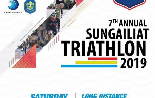 Sungailiat Triathlon 2019 Akan Diikuti 16 Negara