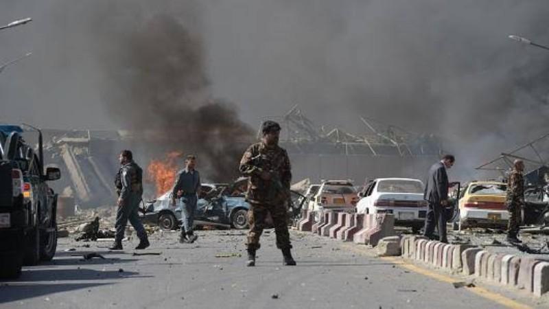 11 Orang Tewas Akibat Bom Bunuh Diri di Afghanistan