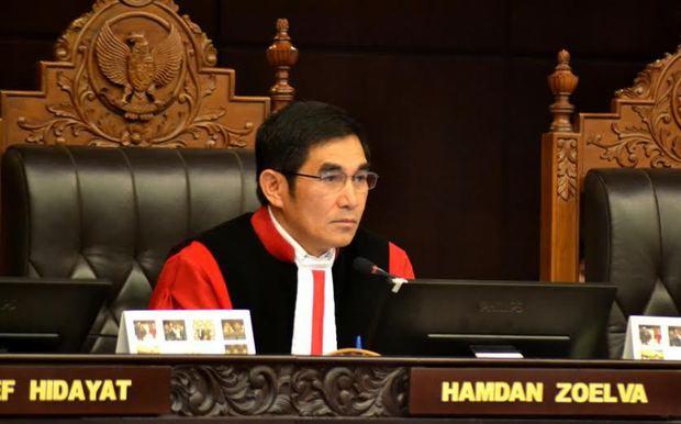 Hamdan Zoelva : Keputusan hakim MK berdasarkan alat bukti, bukan asumsi atau khayalan