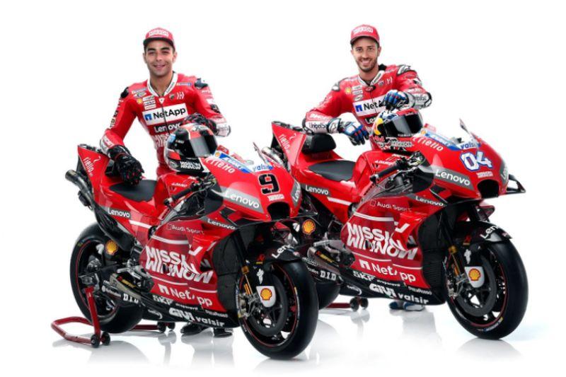 Buntut Kemenangan di Mugello, Ducati Sodorkan Perpanjangan Kontrak kepada Petrucci