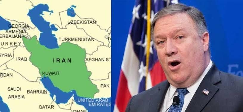 AS Buka Opsi Militer Terhadap Iran, Tanda Perang Sudah Dekat?