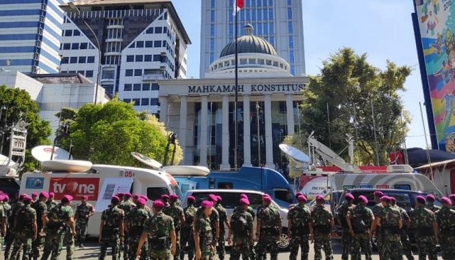 TKN Tantang Tim Prabowo Buktikan Klaim 12 Truk Bukti Fisik ke MK