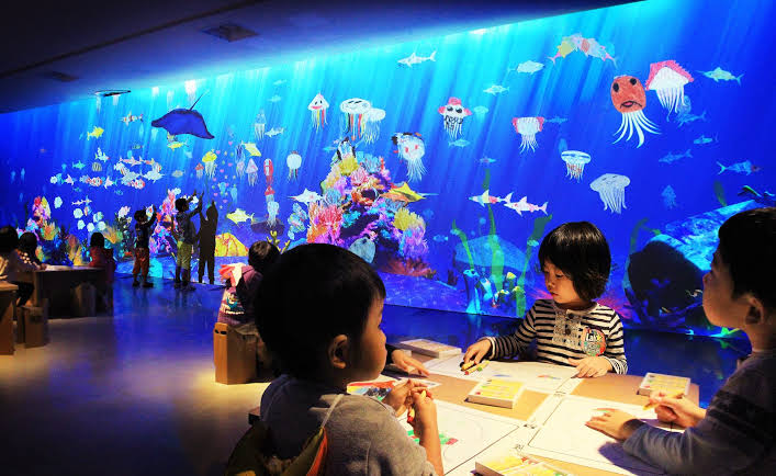 Liburan Sekolah, Mal di Jakarta Ini Hadirkan Wisata Animasi Keren!