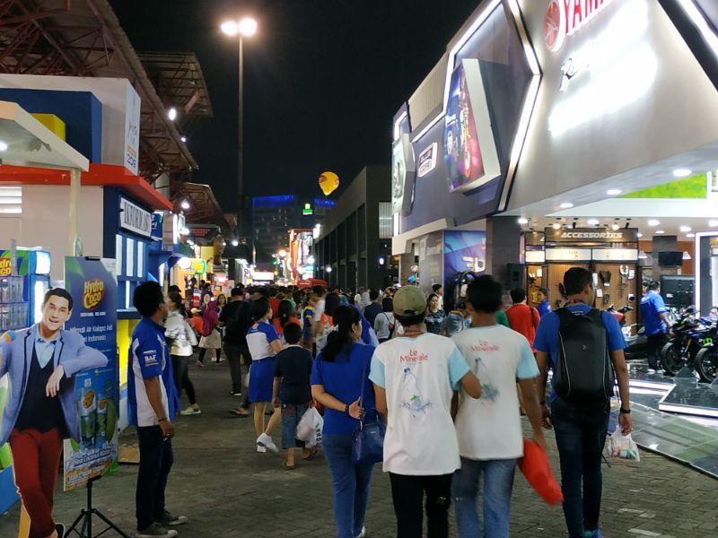 Jadwal Acara Seru  Pekan Ini di Jakarta Fair, Catat!