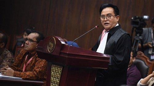 Tim Hukum Jokowi : Saksi tidak menyampaikan apa-apa!