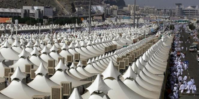 Musim haji 1440H PPIH Lakukan Penomoran Tenda di Arafah dan Mina