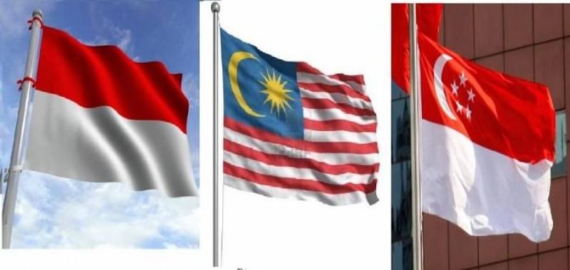 Tiga Negara Sepakat Perbarui Peta Laut Elektronik Selat Malaka dan Singapura