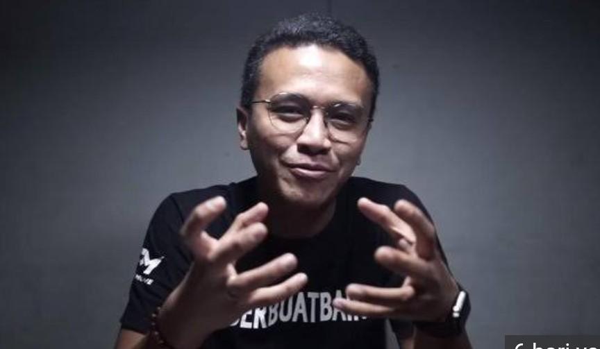 Faldo Maldini Unggah Video Terkait Kemungkinan Prabowo Gabung ke Jokowi
