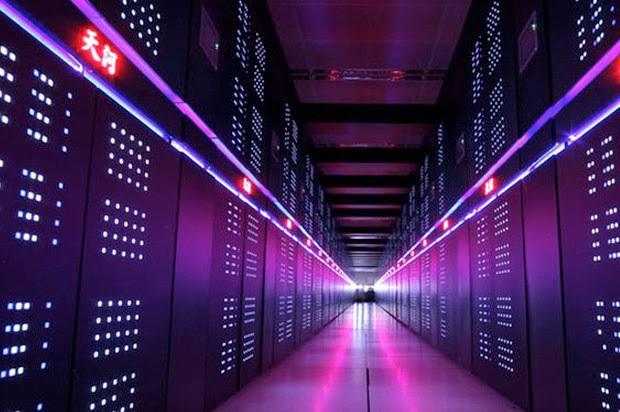 Selain Huawei, 5 Perusahaan Superkomputer Cina Ini Kena Blokir AS