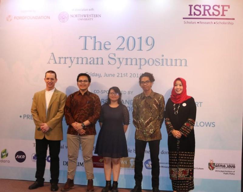 ISRSF Kembali Gelar The 2019 Arryman Symposium  7th Annual Event