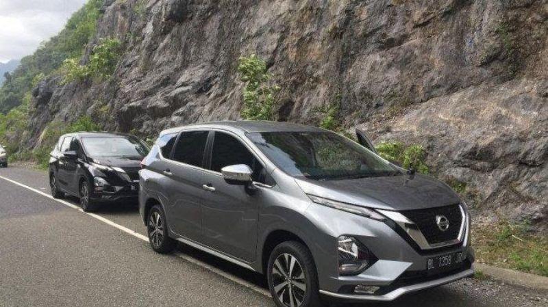 All New Nissan Livina UjiKemampuan dalam Berbagai Medan diJawa TengahdanYogyakarta