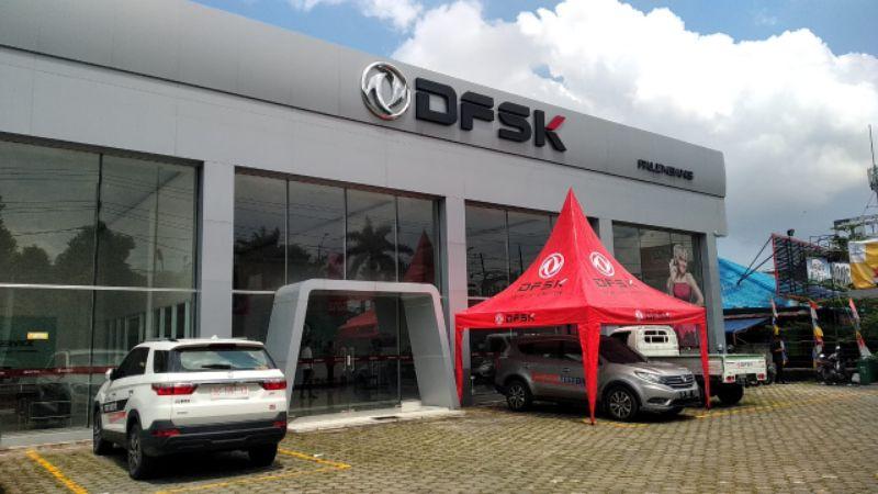 Resmikan Diler Serang, DFSK Perkuat Bisnisnya di Jantung Pemukiman Banten
