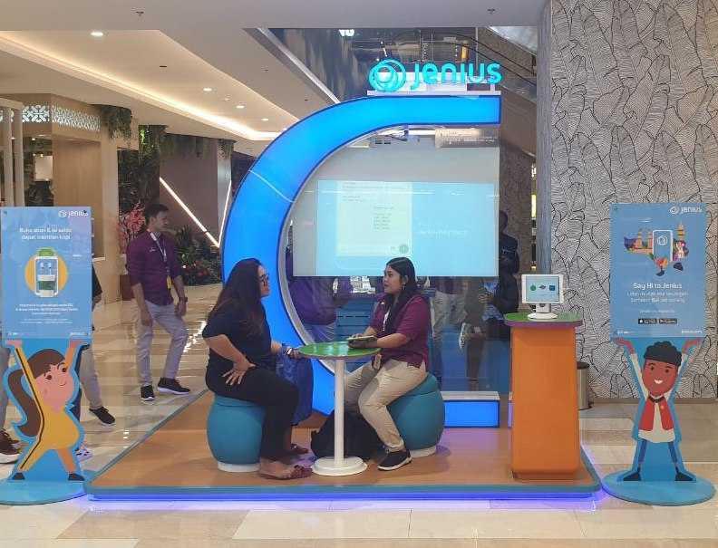 Bank BTPN Resmi Hadirkan Jenius di Bali Sebagai Solusi Life Finance