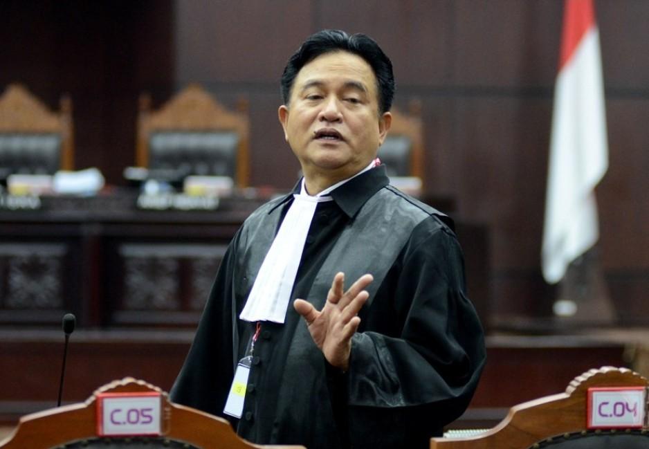 Wacana Bawa Sengketa Pilpres ke Mahkamah Internasional, Yusril Angkat Bicara