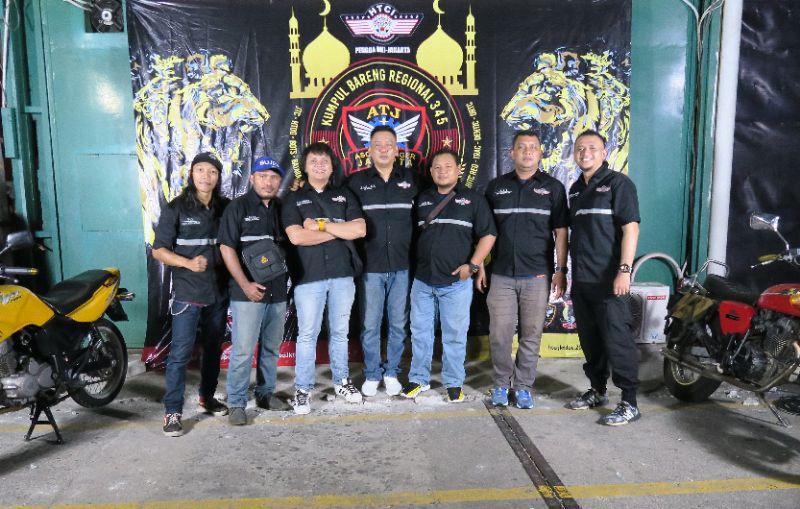 Halal Bihalal dan Kumpul Bareng Regional 345 HTCI Pengda DKI Jakarta - ATJ