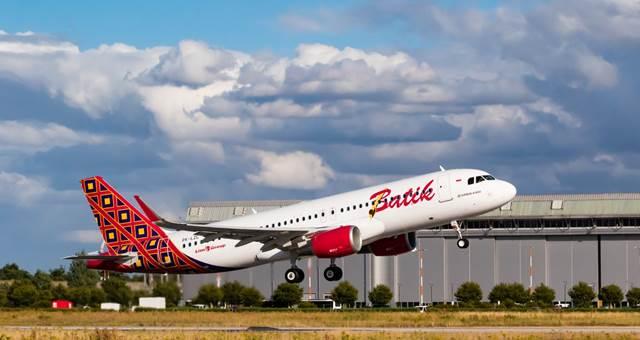 Tingkatkan Layanan, Batik Air Datangkan Pesawat Baru A320 Dari Jerman